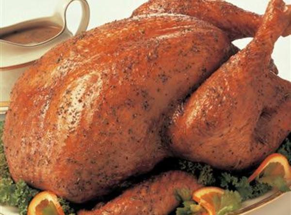 Whole Turkey Or Whole Chicken Rub Recipe