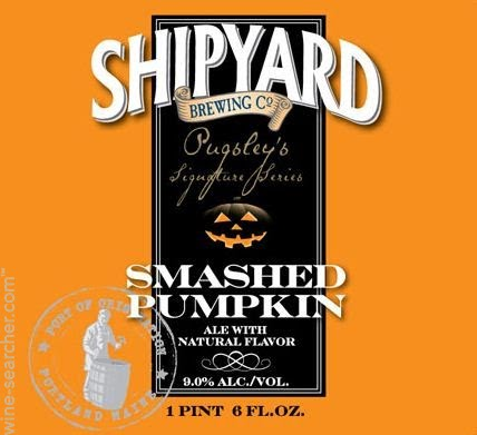 Logo of Shipyard Pugsley's Smashed Pumpkin