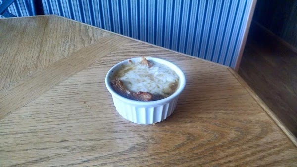 Gourmet French Onion Soup Recipe