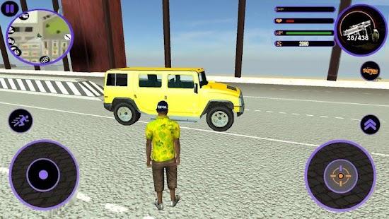 Robo De Autos Mafia Juego 3 - náhled