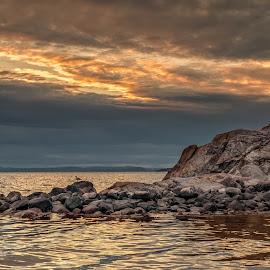 Botnerbaugen  by Dirk Rosin - Landscapes Sunsets & Sunrises ( rygge, botnerbaugen, steder, landskap, larkollen, landschaft-natur, norway, norwegen, land, landschaft, norge, landscape )
