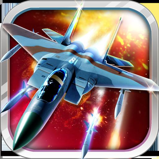 死亡戰爭空中突擊 街機 App LOGO-硬是要APP