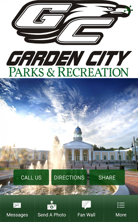 Garden City Parks And Rec Android Apps On Google Play