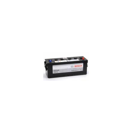 Bilbatteri 12V 143Ah Bosch T3046 LxBxH:514x218x210mm