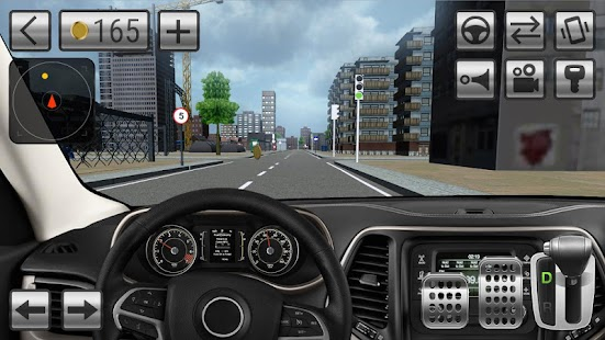 symulator jazdy samochodu aplikacje na androida w google. Black Bedroom Furniture Sets. Home Design Ideas