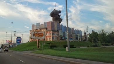 Photo: Hollywood Wax Museum in Pigeon Forge, TN