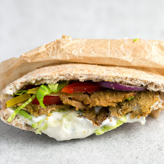 Vegan Low Fat Kebab