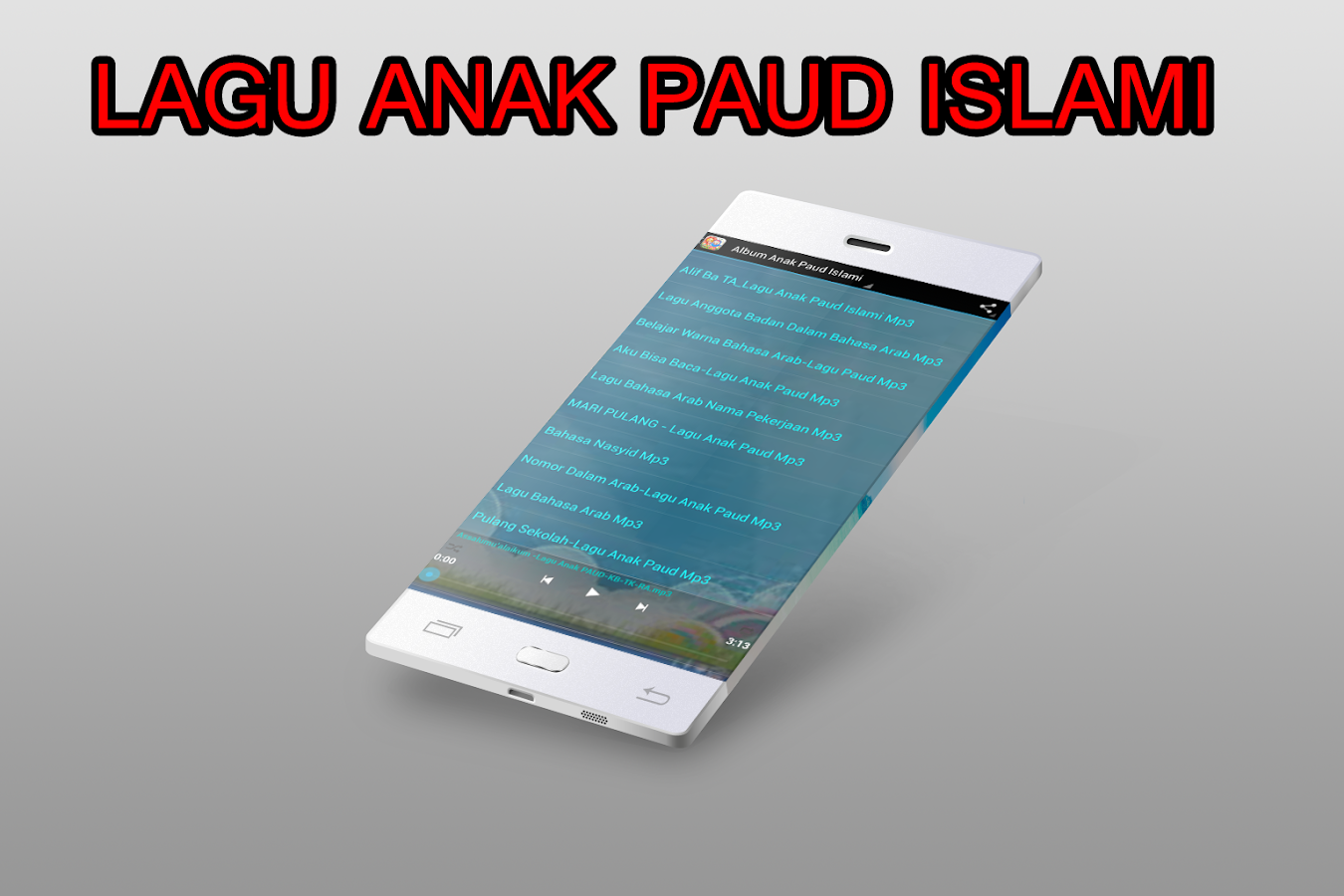 Lagu Anak Paud Islami Android Apps On Google Play