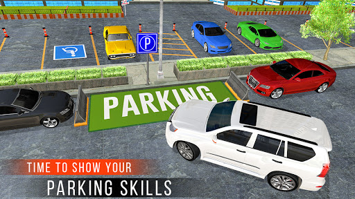 Real Prado Car Parking Games 3D: Driving Fun Games 2.0.065 screenshots 2