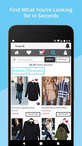 OpenSky Shopping screenshot 4