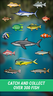 Fishalot - free fishing game 🎣- screenshot thumbnail