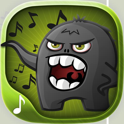 搞怪声音 音樂 App LOGO-APP試玩