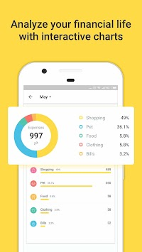 Money Manager: Expense Tracker, Free Budgeting App
