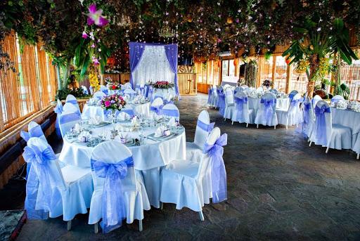 Зал для свадьбы в Малибу за городом в Подмосковье 2
