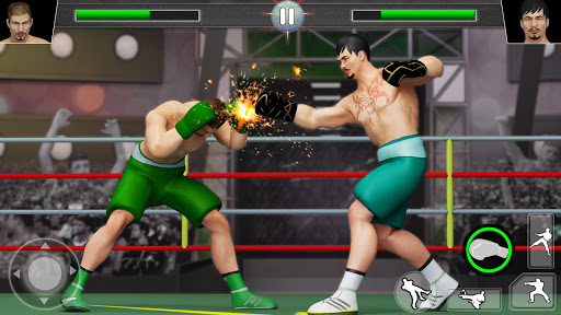 Kickboxing Fighting Games: Punch Boxing Champions 1.1.4 screenshots 1