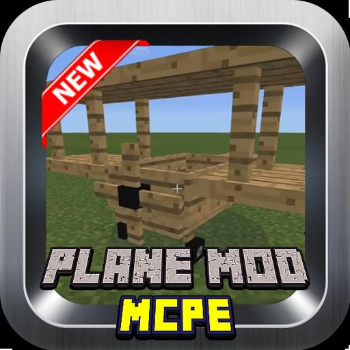 TOP Plane Mod for MCPE