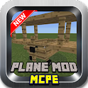 TOP Plane Mod for MCPE icon