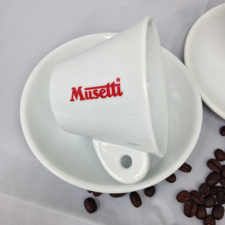 Musetti 6oz cup & saucer by ECIATTO GROUP SDN BHD