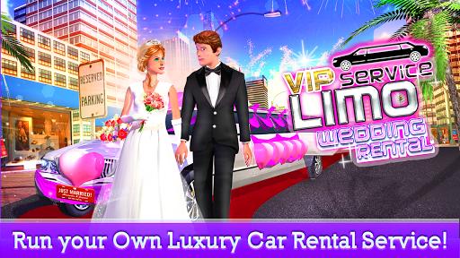 Télécharger Gratuit Service de limousine VIP - simulateur de mariage APK MOD (Astuce) screenshots 5
