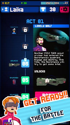 Twin Shooter II : Space Invaders Armada 1.25.5 screenshots 15
