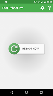 Fast Reboot Pro v5.2 [Paid] APK [Latest]