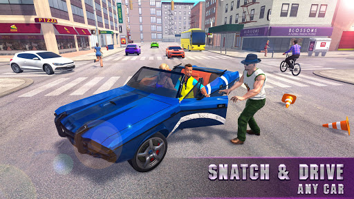 Grand Miami Gangster Crime City Simulator 1.0.4 screenshots 5