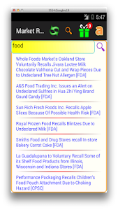 Market Recall screenshot 11