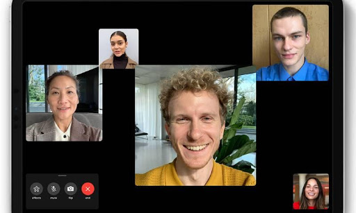 FaceTime Free Video Call & live Chat Tips screenshot 3