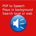 PDF to Speech free icon