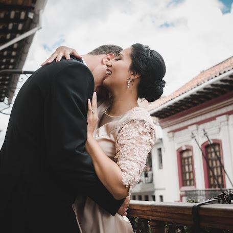 Wedding photographer Rous Sarmiento (rousph). Photo of 16.02.2018