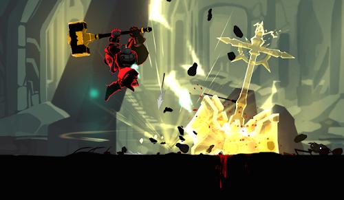 Screenshot 1 Shadow of Death: Dark Knight - Stickman Fight Game 1.55.0.0 APK MOD