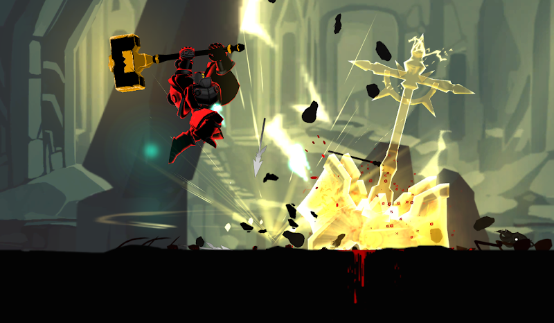 Shadow of Death: Dark Knight - Stickman Fighting Screenshot 0