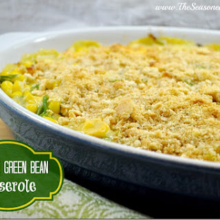 Corn and Green Bean Casserole
