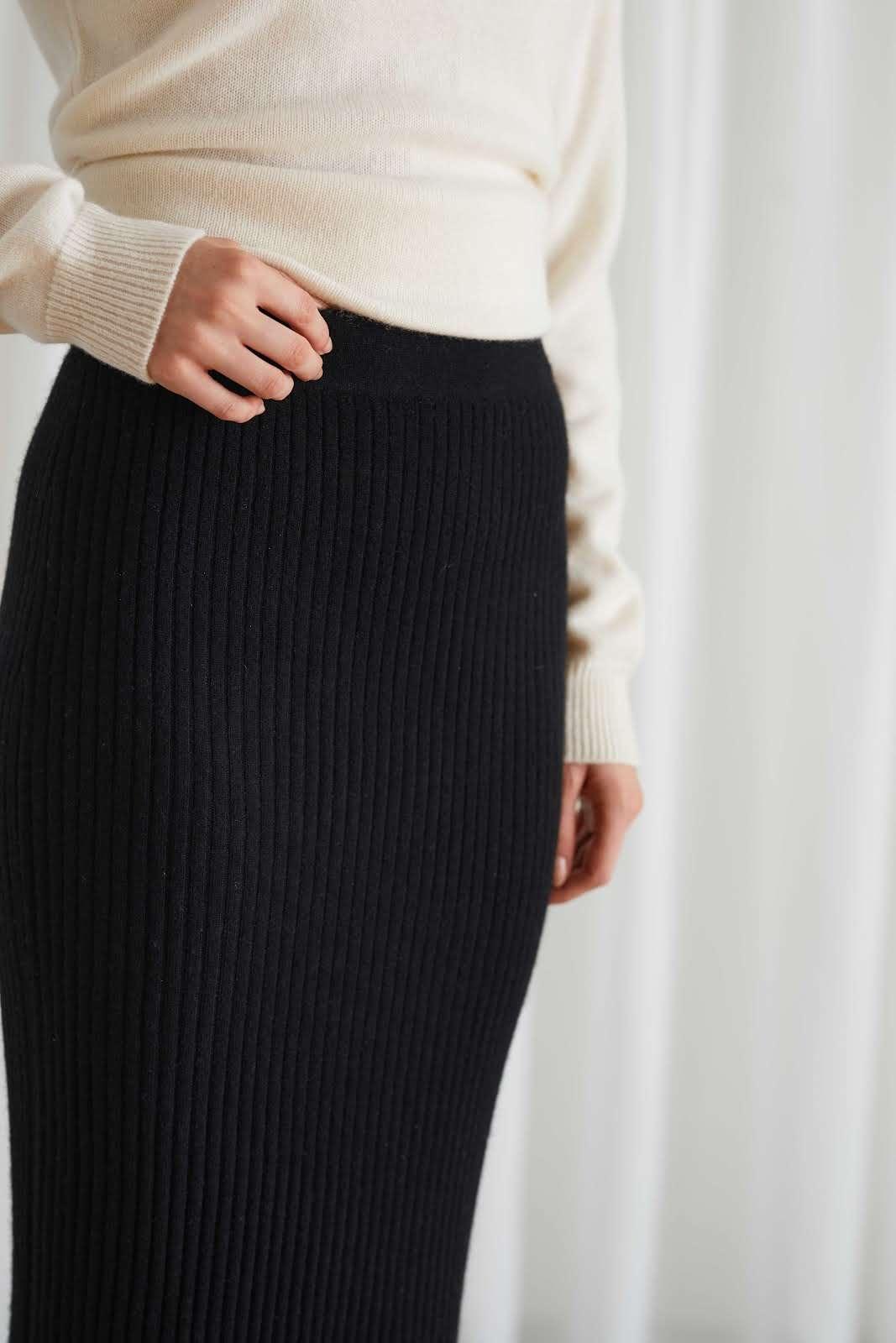 Rib Skirt