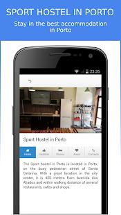 Sport Hostel in Porto - náhled