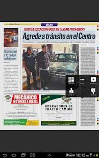 Periódico Al Día Digital - náhled