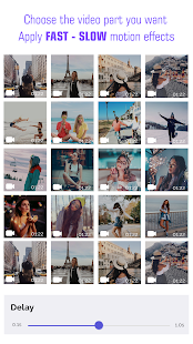 App Slow Motion Video Editor: Fast, Slow-motion Video APK for Windows Phone
