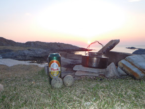 Photo: Mackøl og måsegg