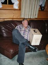 Photo: René beim entspannen