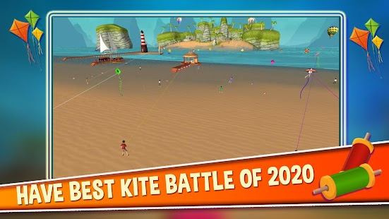 Kite Festival Simulator 2020 – Kite Battle Screenshot