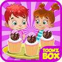 Cuppy Cake - Cup Cake Cooking mobile app icon