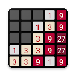 243 Puzzle Game Icon