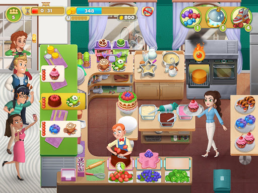 Cooking Diaryu00ae: Best Tasty Restaurant & Cafe Game android2mod screenshots 14