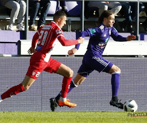Sofiane Hanni fan de son remplaçant à Anderlecht : Lazar Markovic !