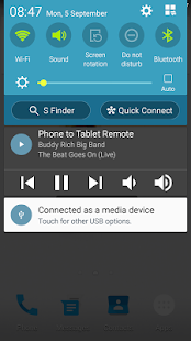 Phone to Tablet Remote (Paid) Screenshot