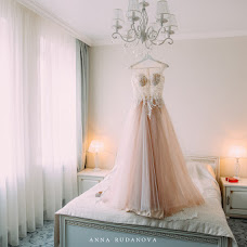 Wedding photographer Anna Rudanova (rudanovaanna). Photo of 27.10.2018