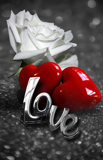 Updated Love Heart Gifs Images 4k Romantic Hearts 3d Pc Android App Mod Download 2021