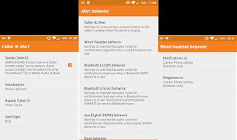 Screenshot of SoundAbout