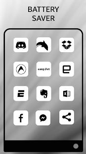 Miui 9 White AMOLED UX - Icon Pack - náhled
