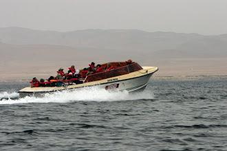 Photo: Navigation vers les iles BALALESTAS